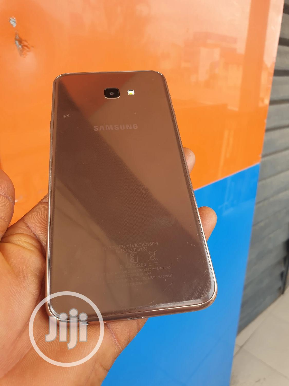 Samsung Galaxy J4 Plus 32 GB Gold | Mobile Phones for sale in Ikeja, Lagos State, Nigeria