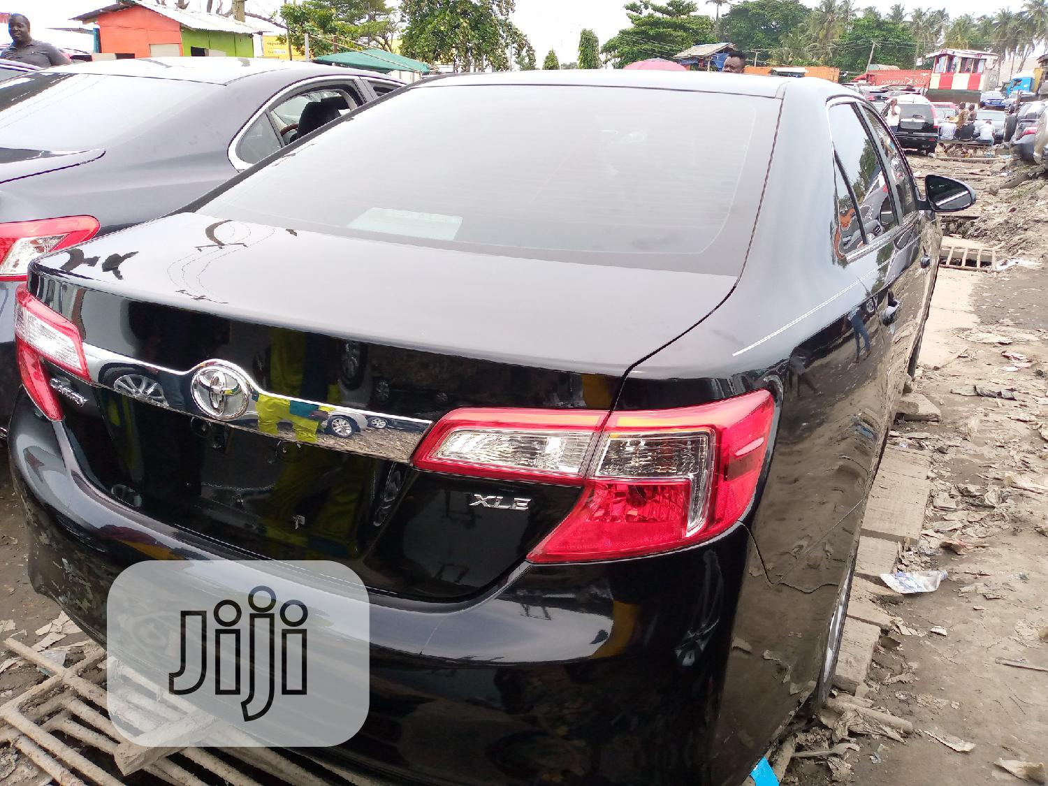 Toyota Camry 2013 Black   Cars for sale in Apapa, Lagos State, Nigeria