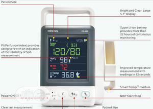 Mindray VS-600 Vital Sign Monitor | Medical Supplies & Equipment for sale in Lagos State, Ikeja