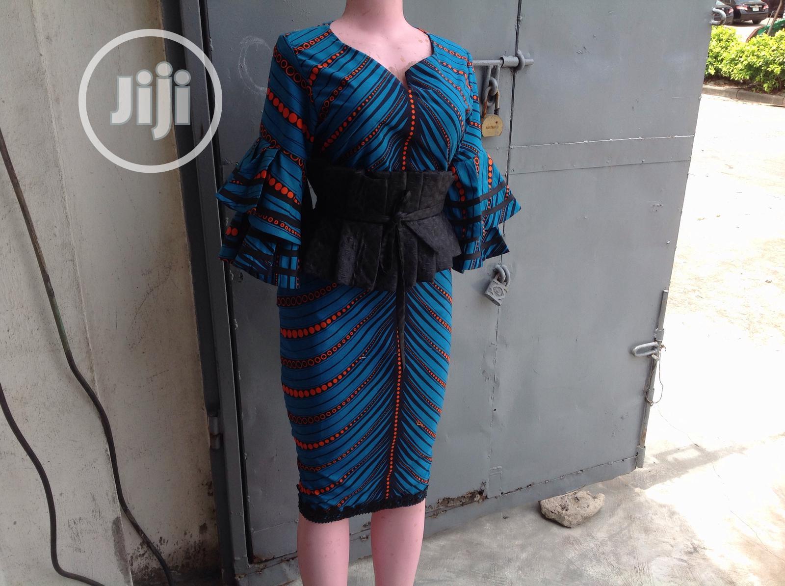 Beautiful Ankara Dress | Clothing for sale in Ikoyi, Lagos State, Nigeria