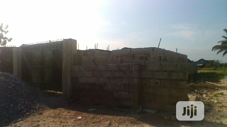 Archive: Half Plot Of Land For Sale In Sunview Estate,Sangotedo