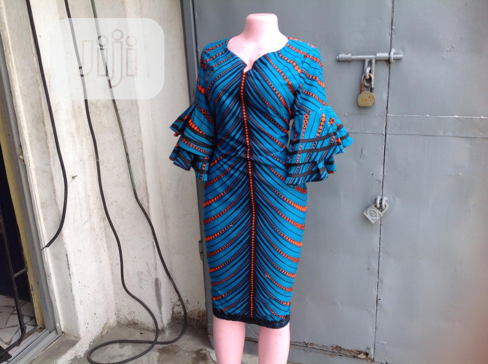 Beautiful Ankara Dress | Clothing for sale in Isolo, Lagos State, Nigeria