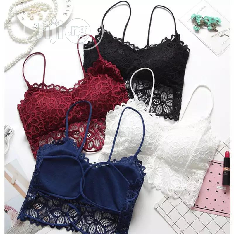 Archive: Bralettes In Different Colors