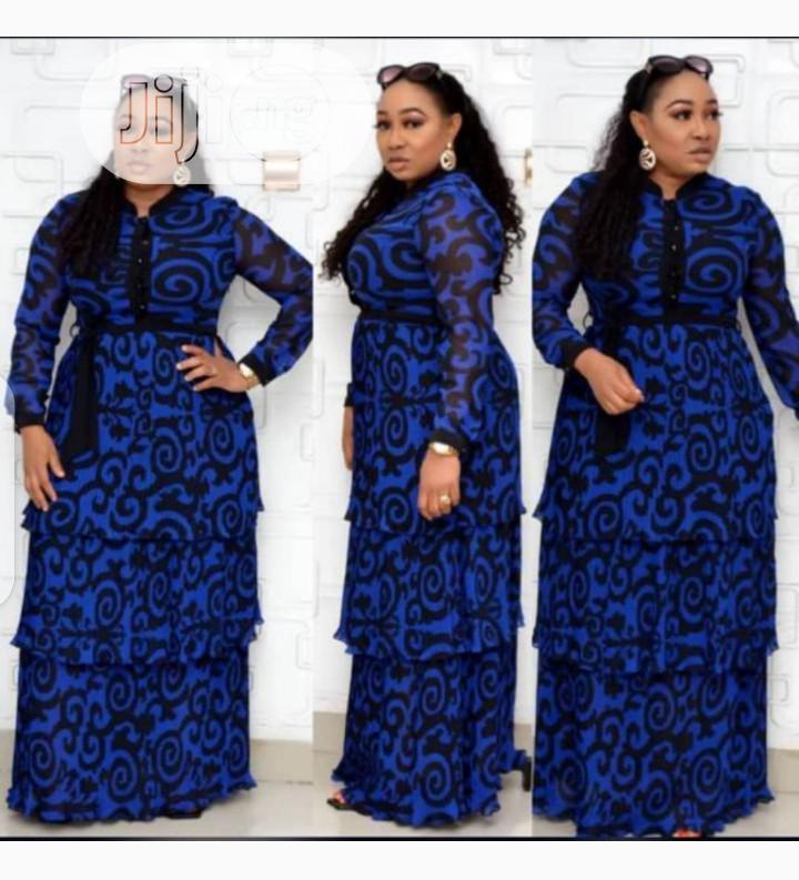 New Quality Female Lastest Turkey Long Gown   Clothing for sale in Lagos Island (Eko), Lagos State, Nigeria