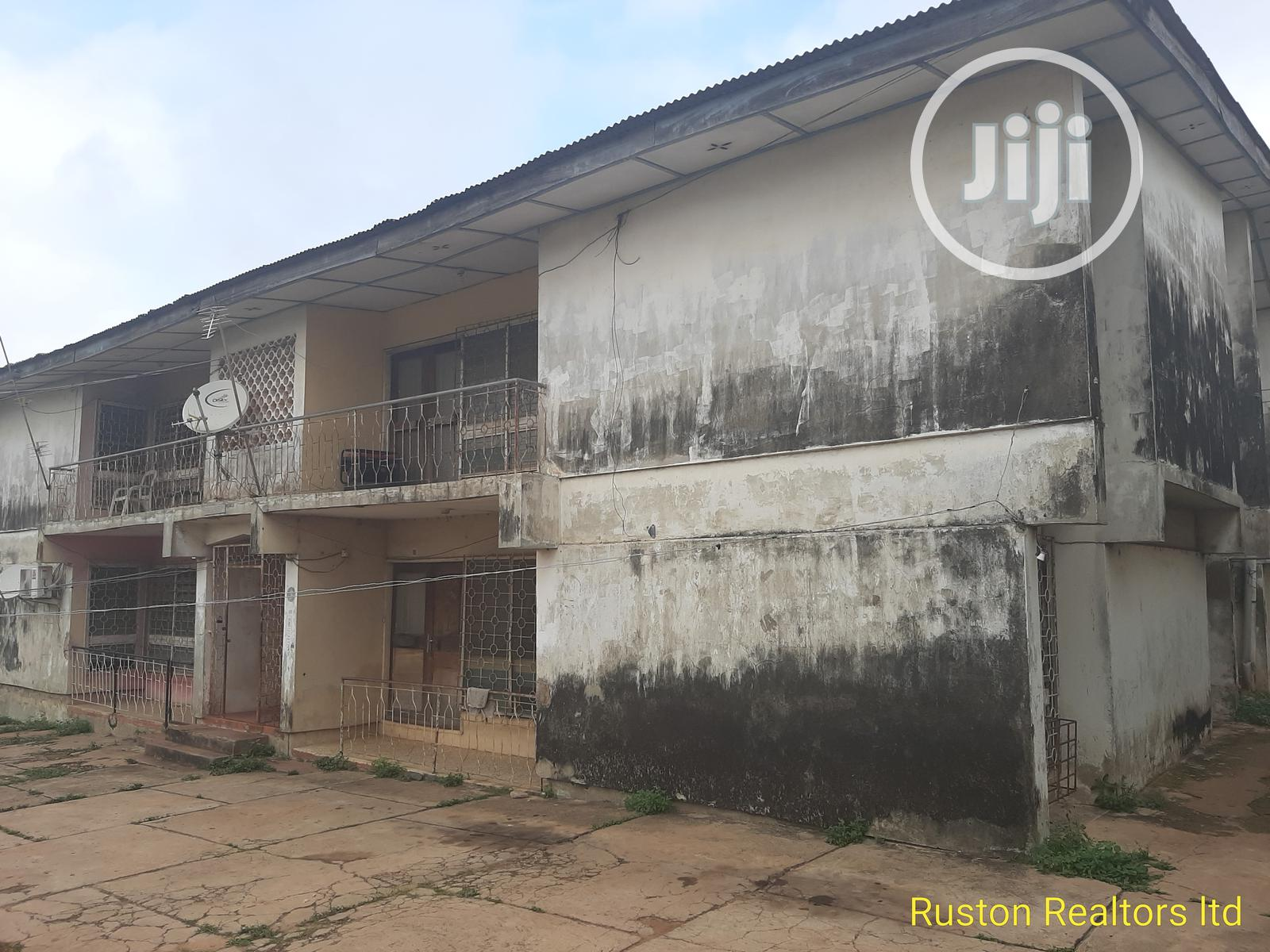 4 Flats Of 3 Bedrooms With BQ   Houses & Apartments For Sale for sale in Ibadan, Oyo State, Nigeria