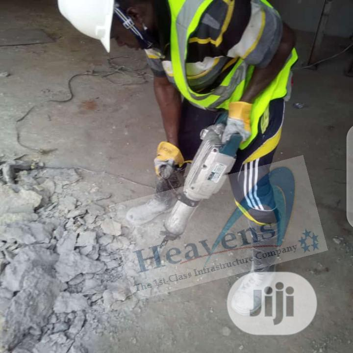 Demolition Or Concrete Breaking Jobs At Affordable Rates