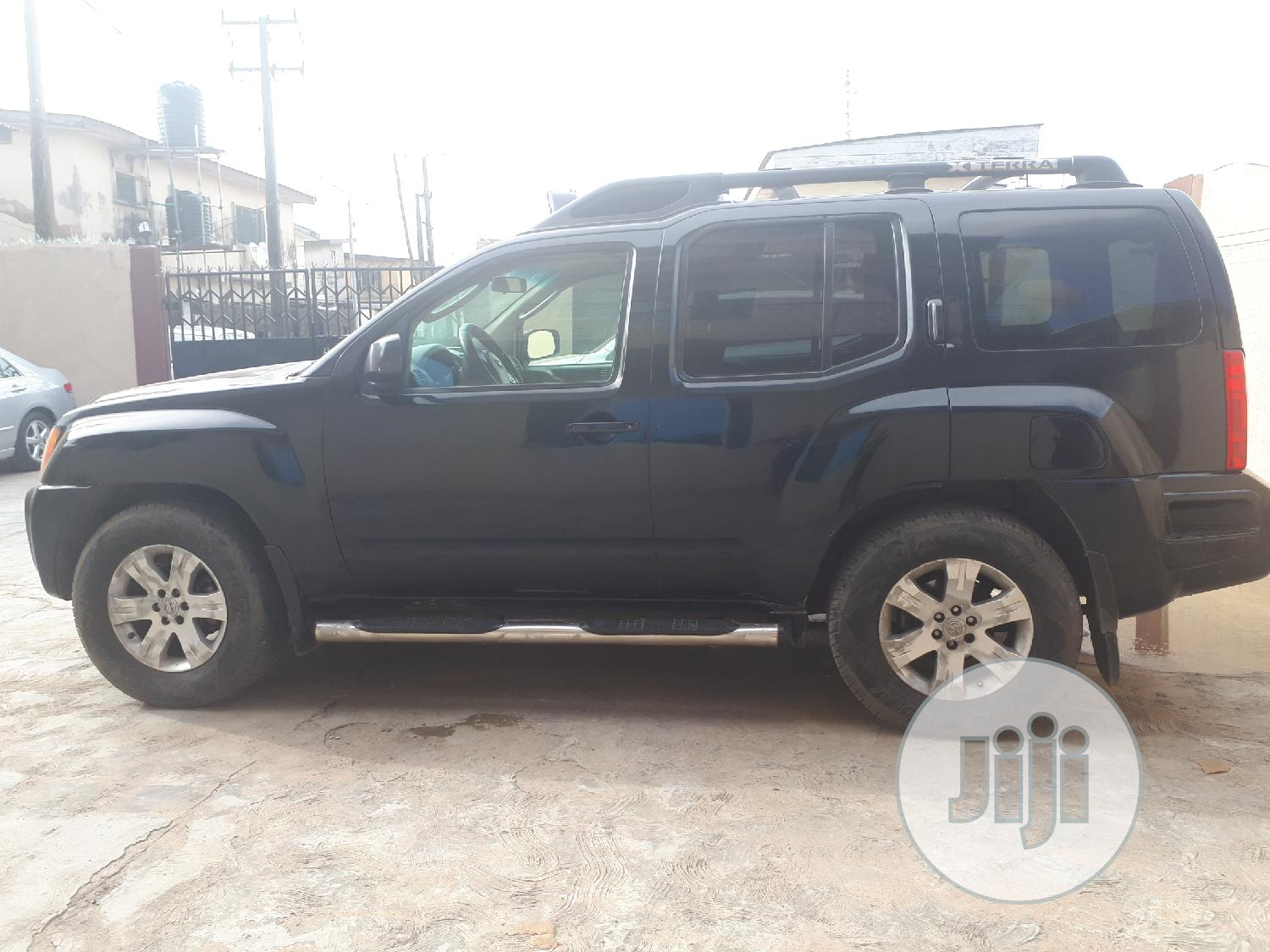 Nissan Xterra 2006 Black | Cars for sale in Surulere, Lagos State, Nigeria