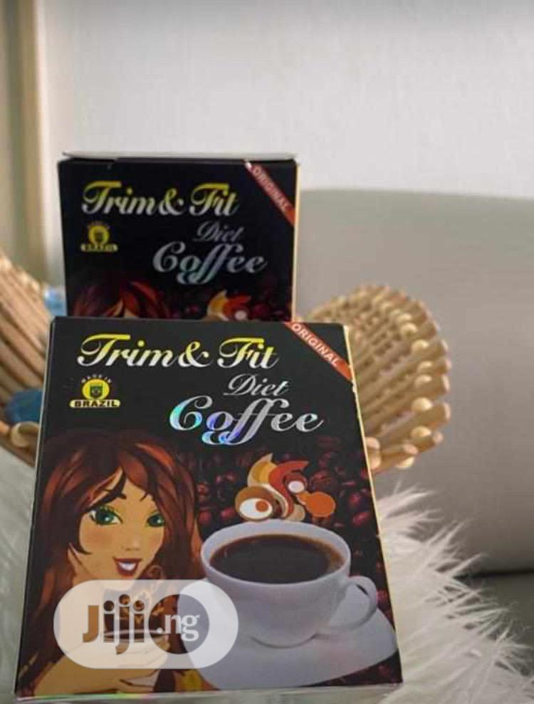 Trim Fit Diet Coffee