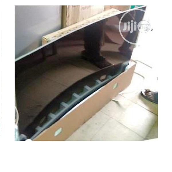 Archive: Hisense Hisense 55 Inches 4K TV Uhd (Smart, Curved)