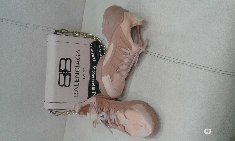 Balenciaga Bag And Shoe   Shoes for sale in Amuwo-Odofin, Lagos State, Nigeria
