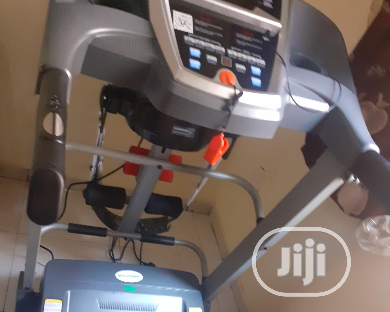 Standard Treadmill   Sports Equipment for sale in Lekki Phase 2, Lagos State, Nigeria