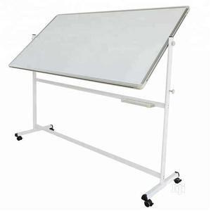 3x4feet Double Sided White Magnetic Board | Stationery for sale in Abuja (FCT) State, Wuse