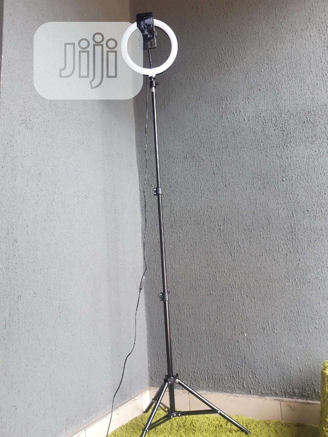 Ring Light 10inchs | Accessories & Supplies for Electronics for sale in Ikeja, Lagos State, Nigeria