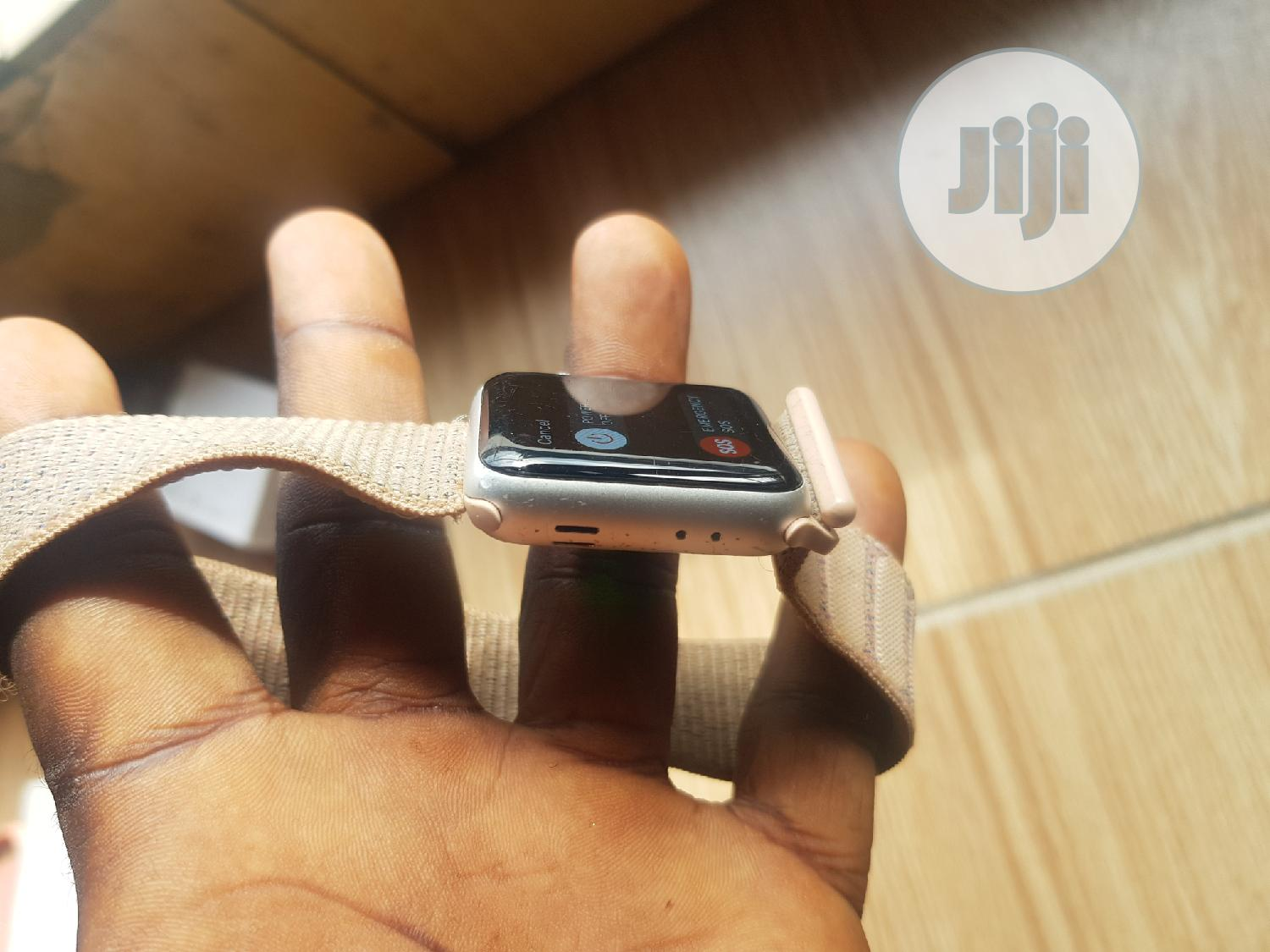 Apple Iwatch Series3 38mm Available At O2mphones