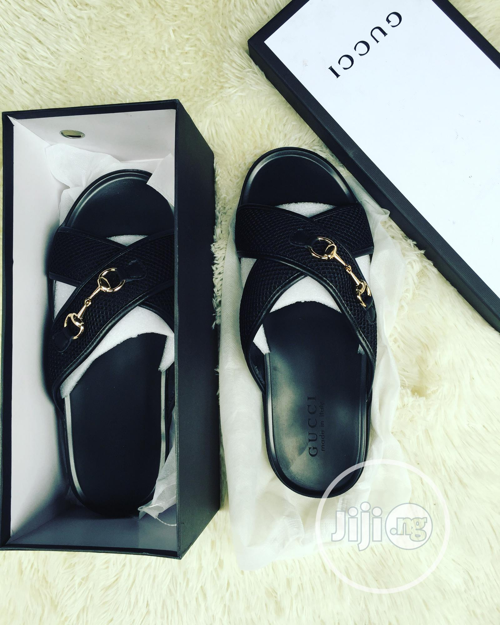 Original Men'S Slide | Shoes for sale in Ojo, Lagos State, Nigeria