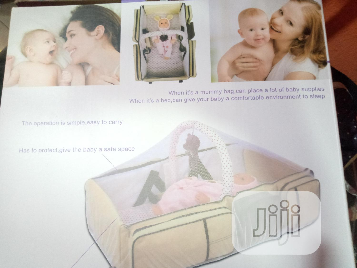 Archive: Baby Bed and Bag.