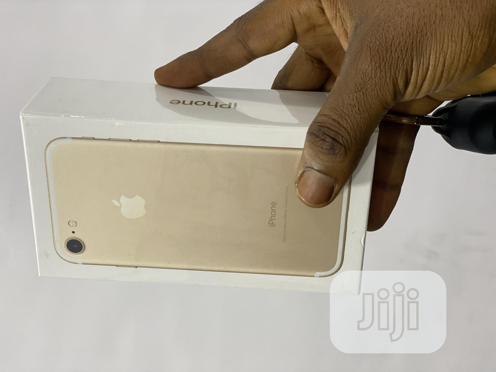 New Apple iPhone 7 32 GB Gold | Mobile Phones for sale in Ikeja, Lagos State, Nigeria