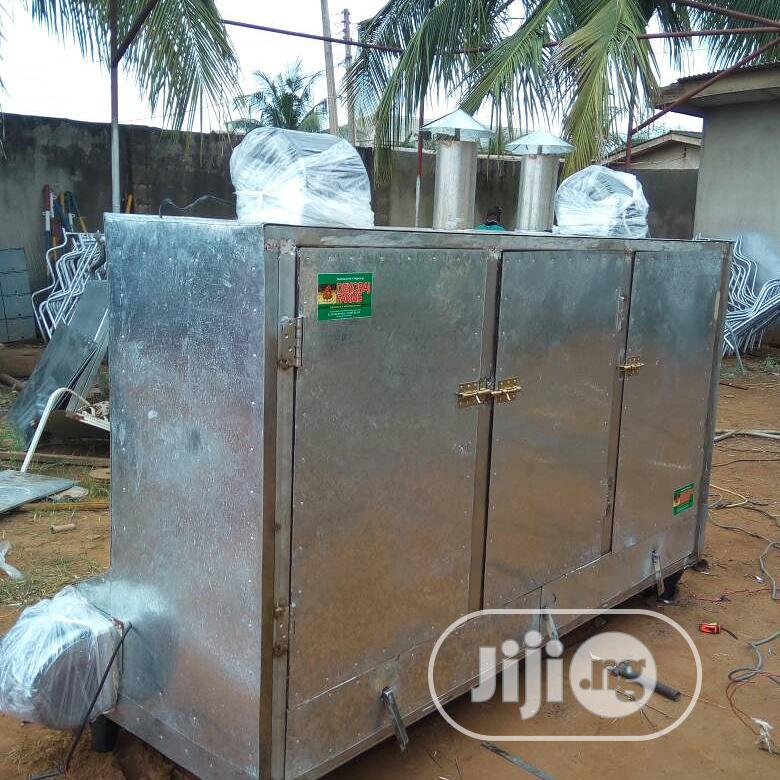 500 ×1kg Smoking Kiln From Dekoraj Farms