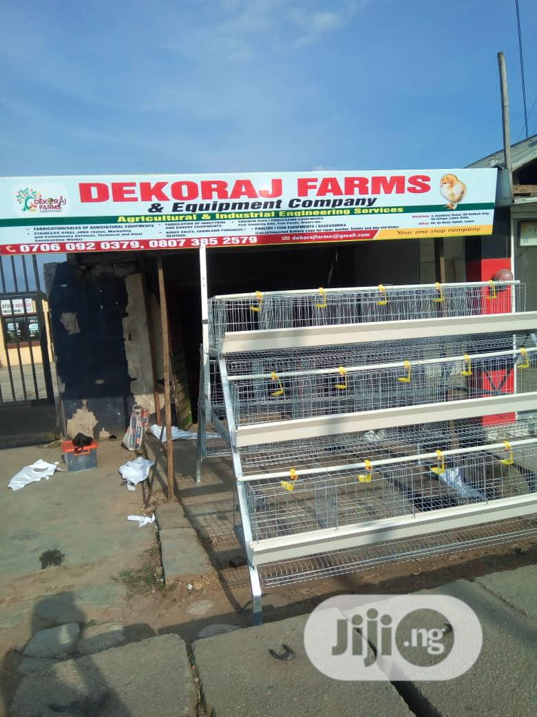 Quality Imported Battery Cage Dealer