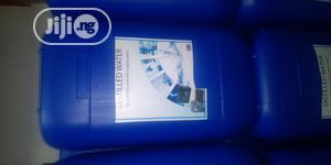 Distilled Water 25liters For Tubular Battery | Solar Energy for sale in Lagos State, Ojo