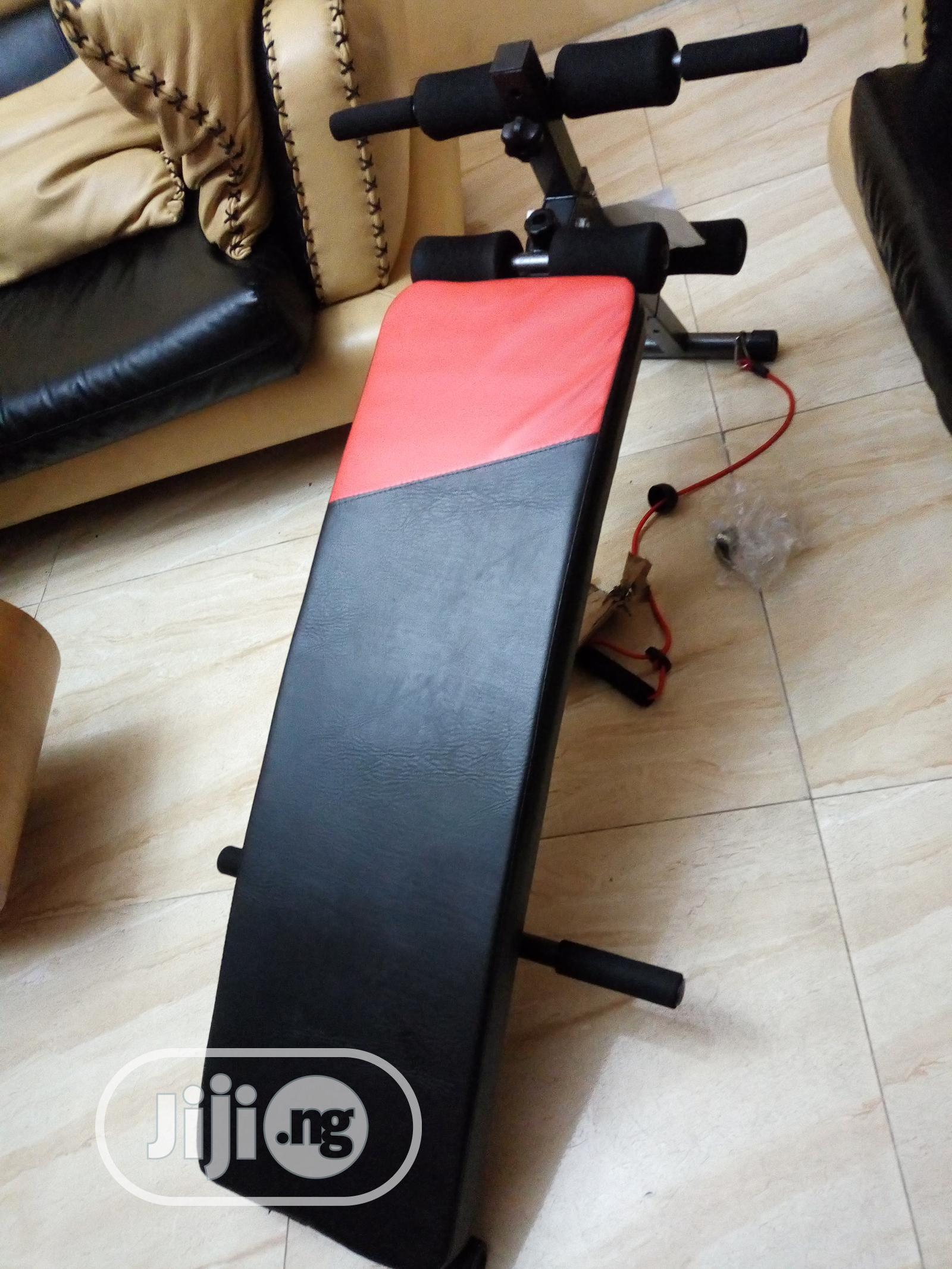 2hp Treadmill With Massager American Fitness Brand | Sports Equipment for sale in Surulere, Lagos State, Nigeria