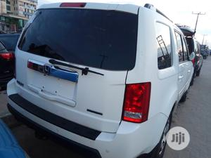Honda Pilot 2011 White | Cars for sale in Lagos State, Ajah