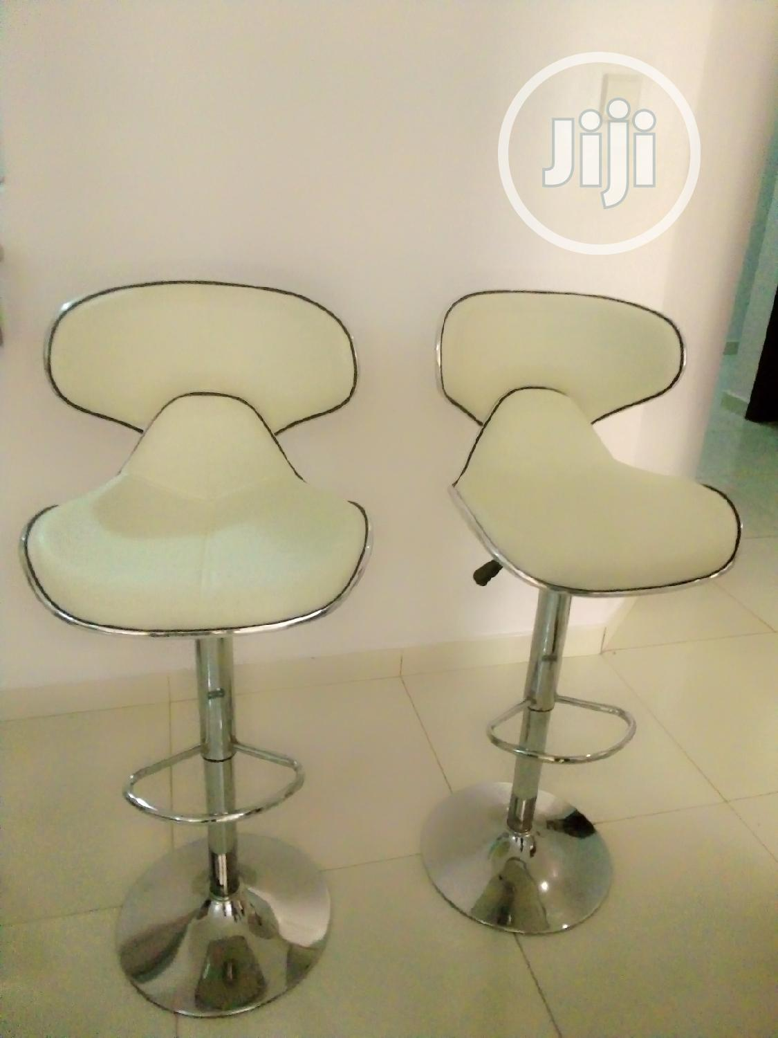Archive: Unique Swivel Bar Stool With Backrest