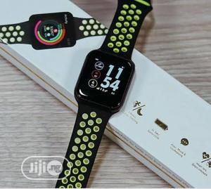 F8 Smartwatch Fitness Tracker & Heartrate For Android ,Ios. | Smart Watches & Trackers for sale in Lagos State, Ikeja