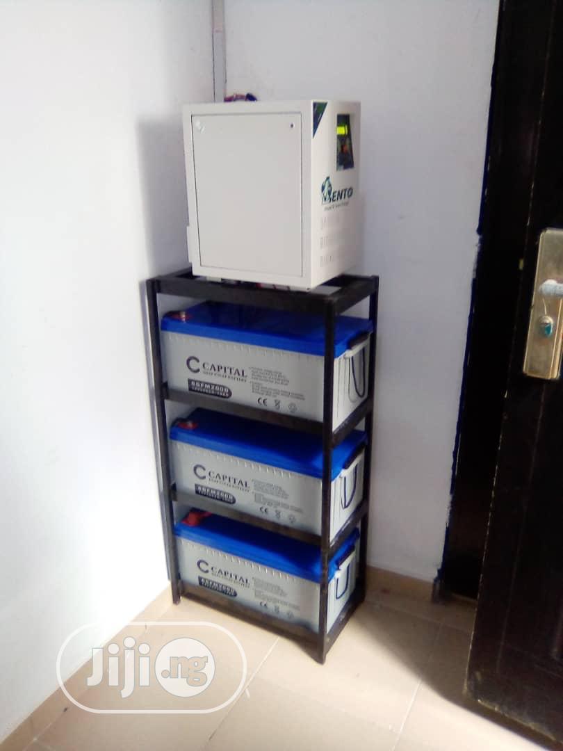 Archive: Inverter Solar Battery Maintenance Installation