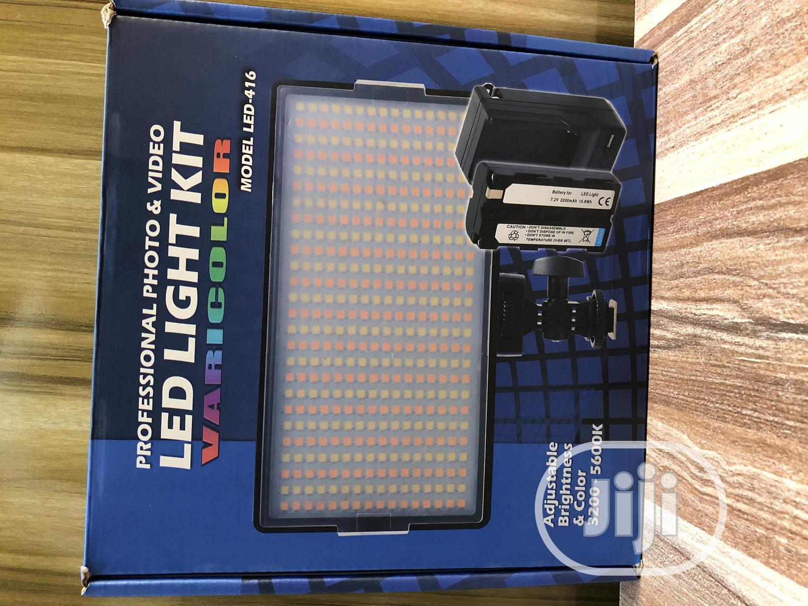 Led Light Kit 416