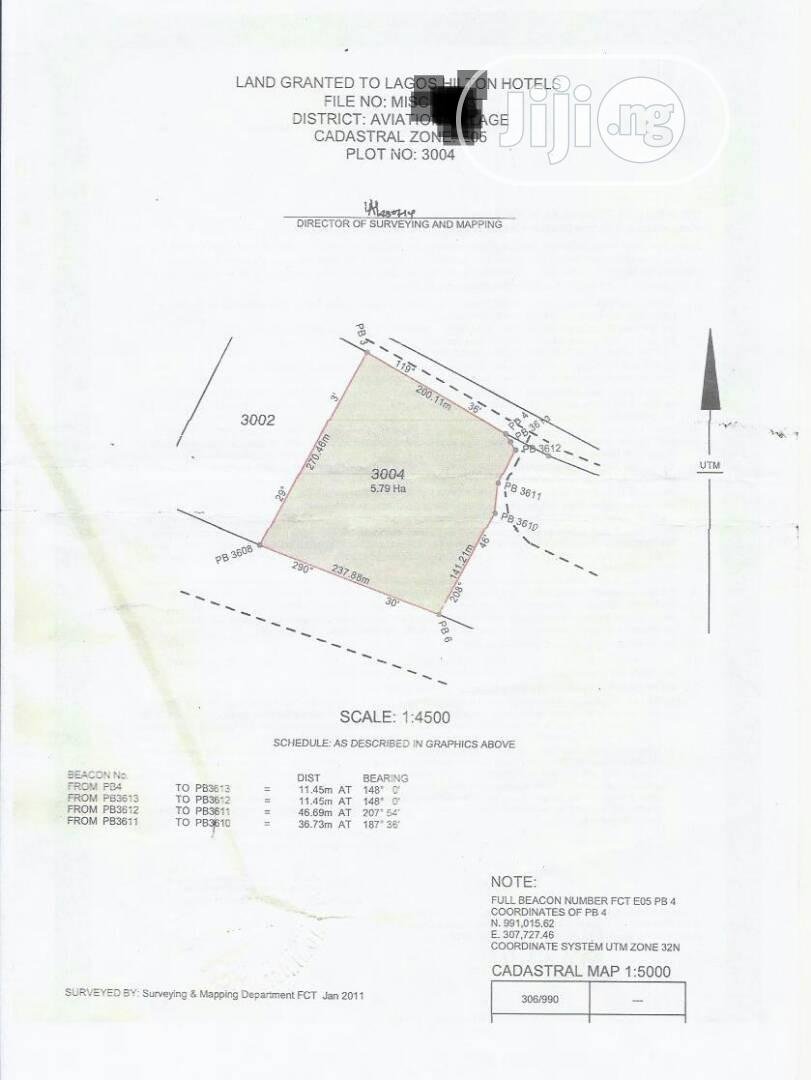 Hotel Land for Sale With C of O Collected | Land & Plots For Sale for sale in Lugbe District, Abuja (FCT) State, Nigeria