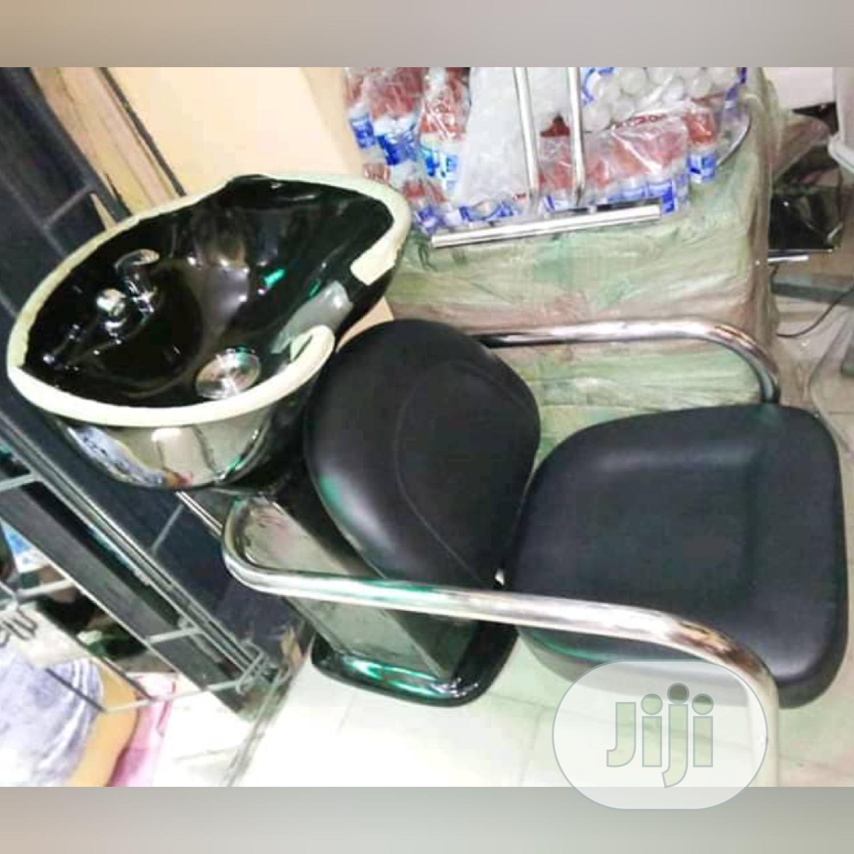 Saloon Standard Washing Basin | Salon Equipment for sale in Lekki Phase 1, Lagos State, Nigeria