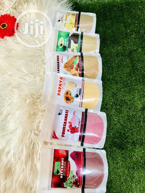 Fruit Powders | Skin Care for sale in Alimosho, Lagos State, Nigeria