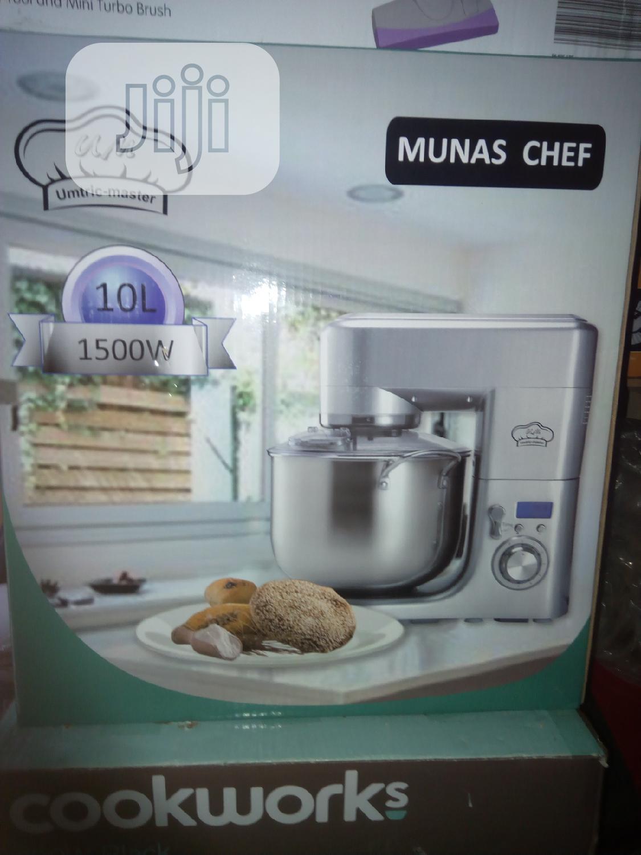 Umtric Master 10litres Cake Mixer,Digital Nob Design.1500W