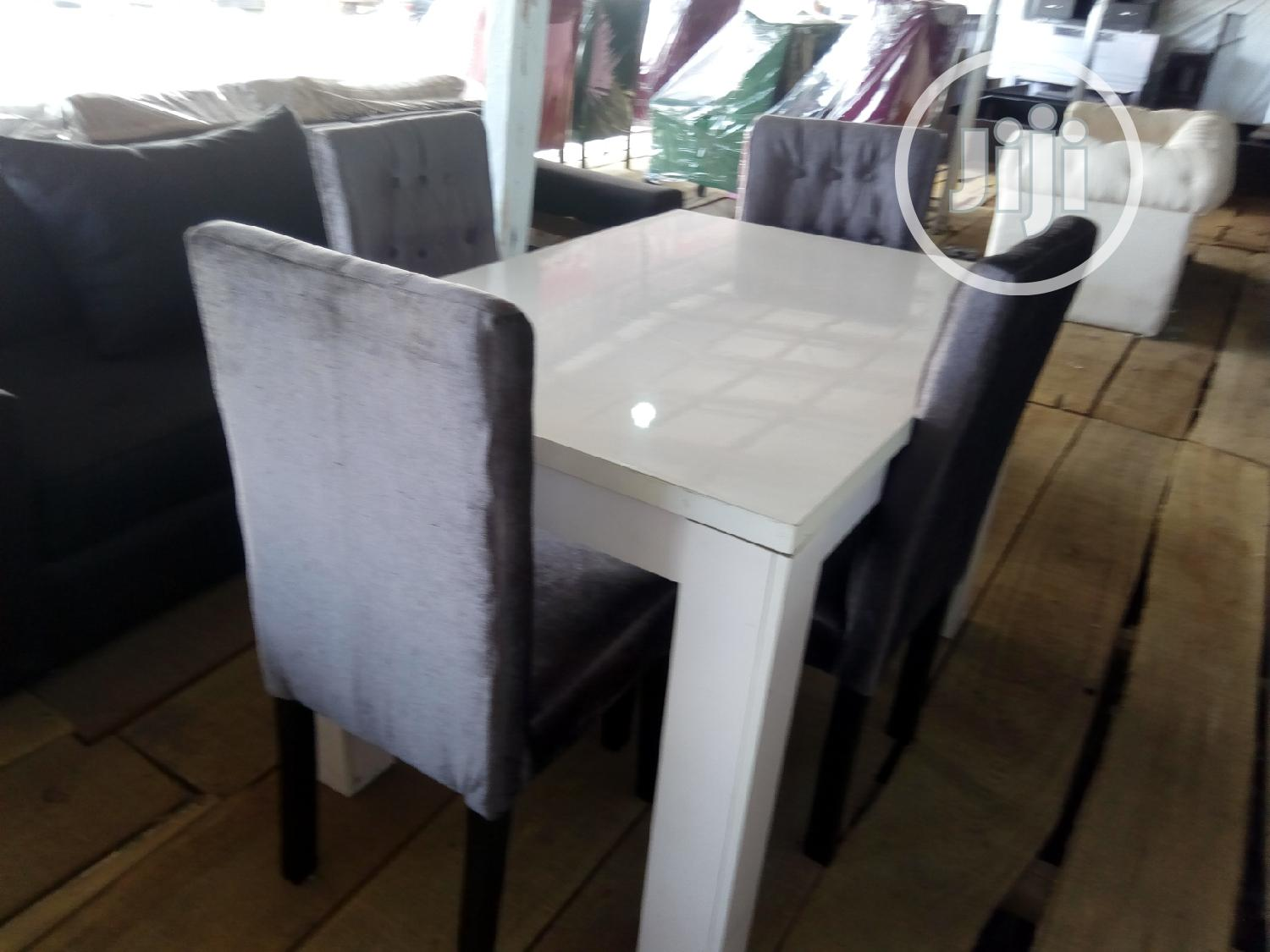 Four Seater Dining Set | Furniture for sale in Ajah, Lagos State, Nigeria