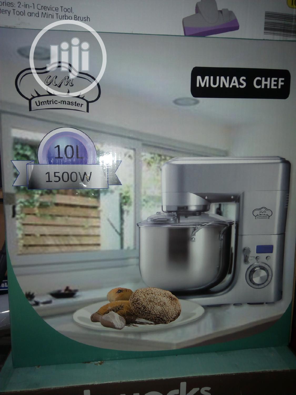 Umtric Master 10litres Cake Mixer,Digital Nob Design.1500W | Kitchen Appliances for sale in Ojo, Lagos State, Nigeria
