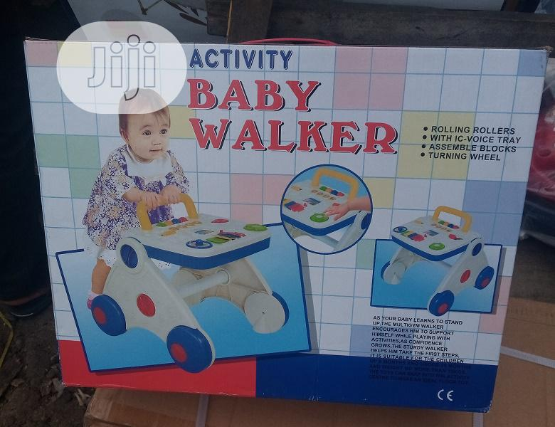Baby Activity Baby Walker | Children's Gear & Safety for sale in Ajah, Lagos State, Nigeria