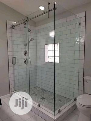 Shower Cubicle With Plan Glass   Plumbing & Water Supply for sale in Abuja (FCT) State, Jabi