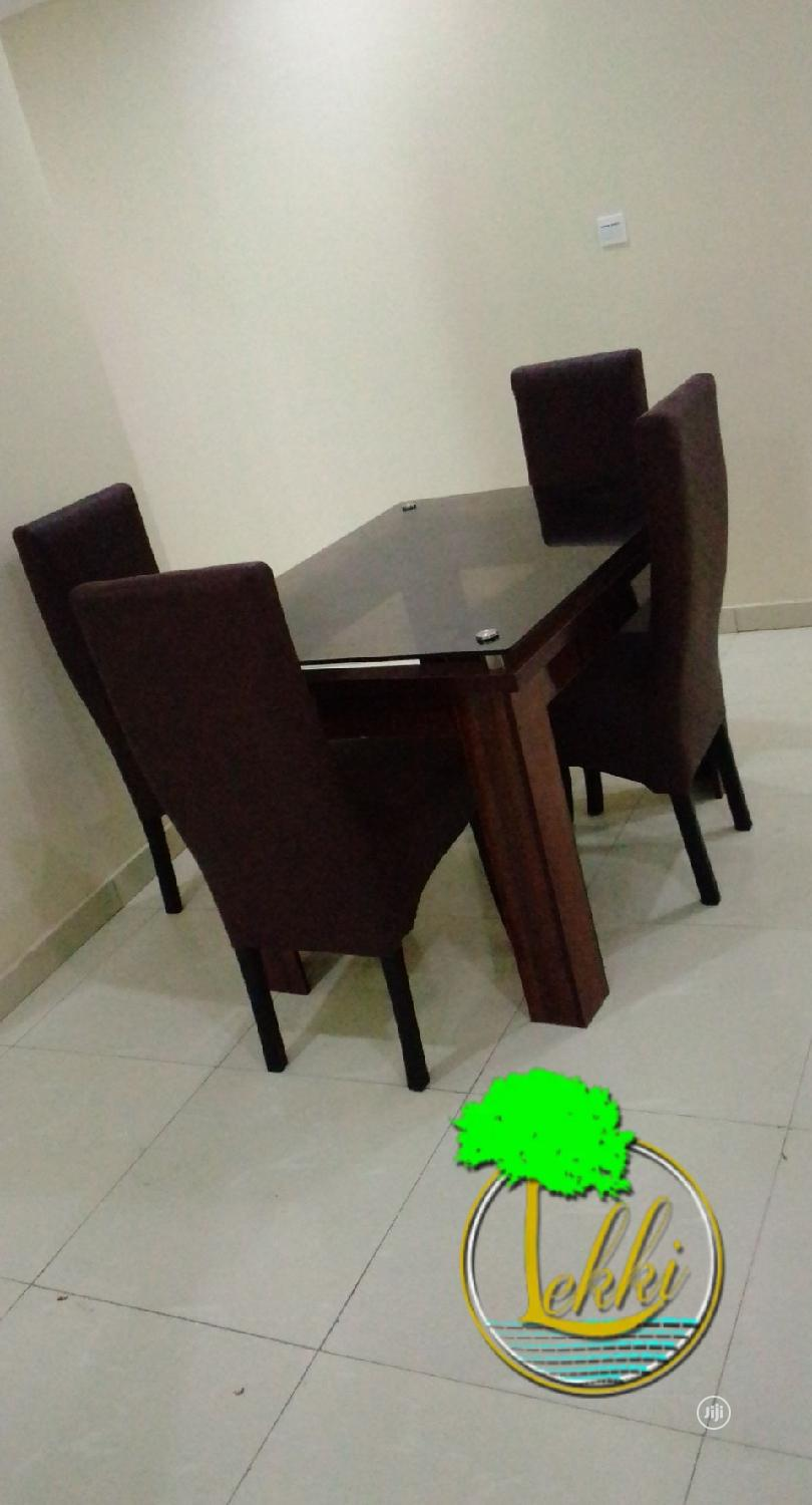 Archive: Four Seater Dining Set.