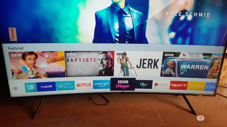 Archive: Samsung 65inch Smart Curve Premium UHD 4k TV, 2018 Model