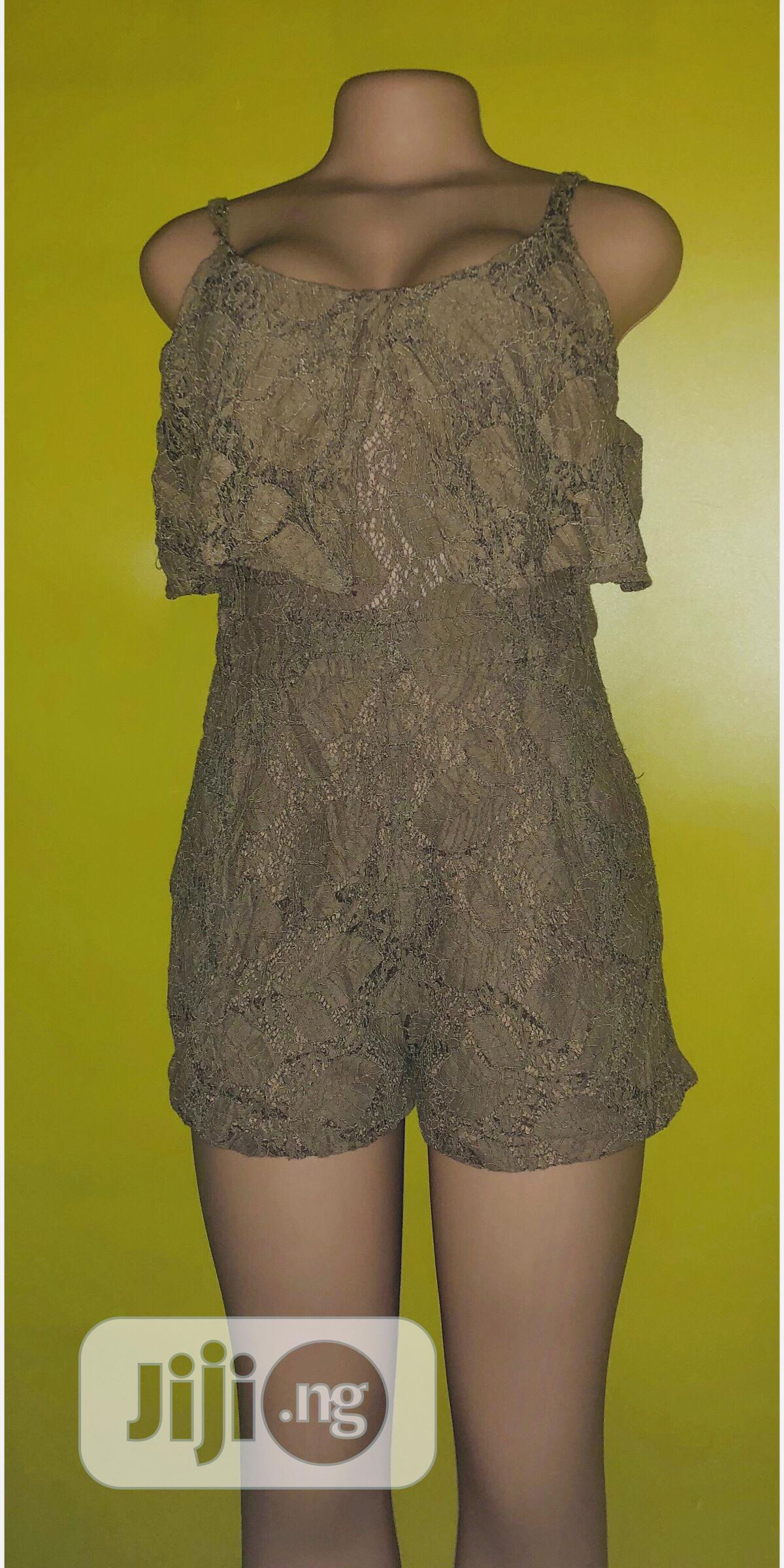 Archive: Thrift Playsuit