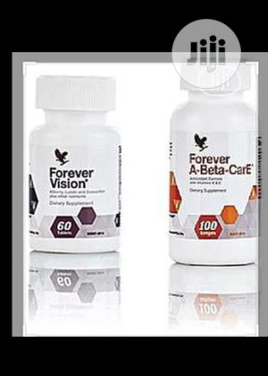 Forever Vision and a Beta Care | Vitamins & Supplements for sale in Lagos State, Ikeja
