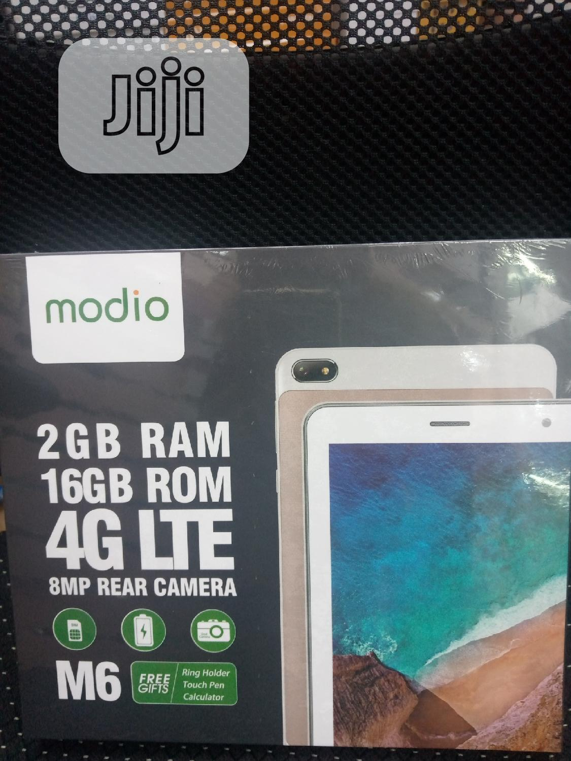 New Modio M6 16 GB | Tablets for sale in Ikeja, Lagos State, Nigeria
