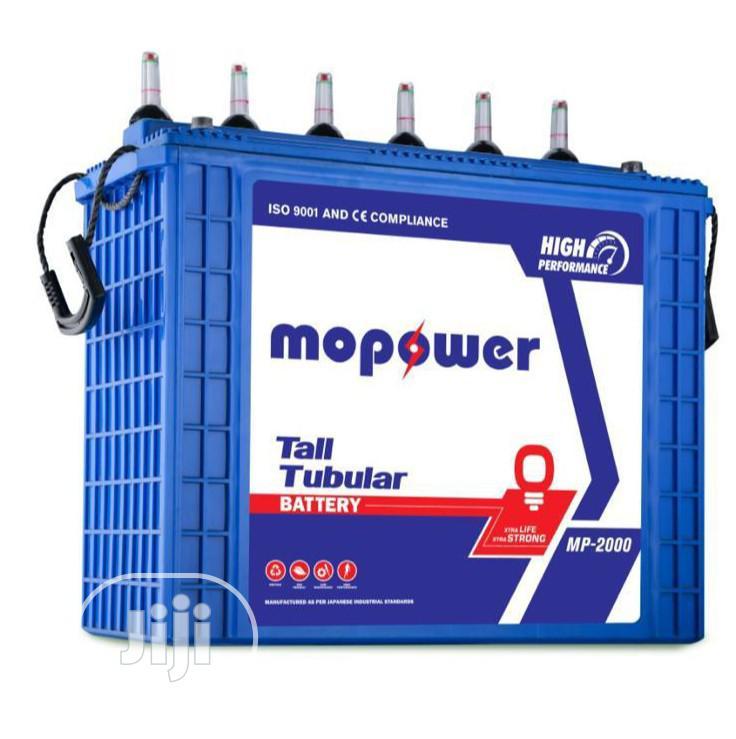 Mopower Tubular Battery