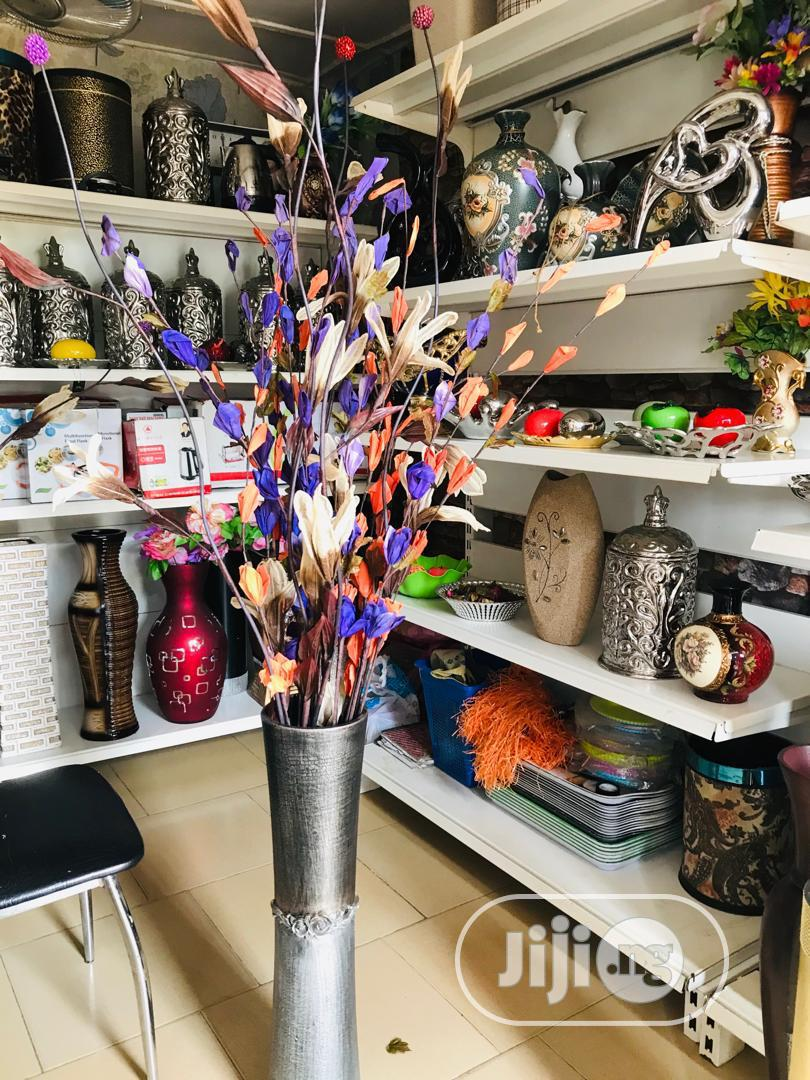 Flower Vase and Flowers | Home Accessories for sale in Agege, Lagos State, Nigeria