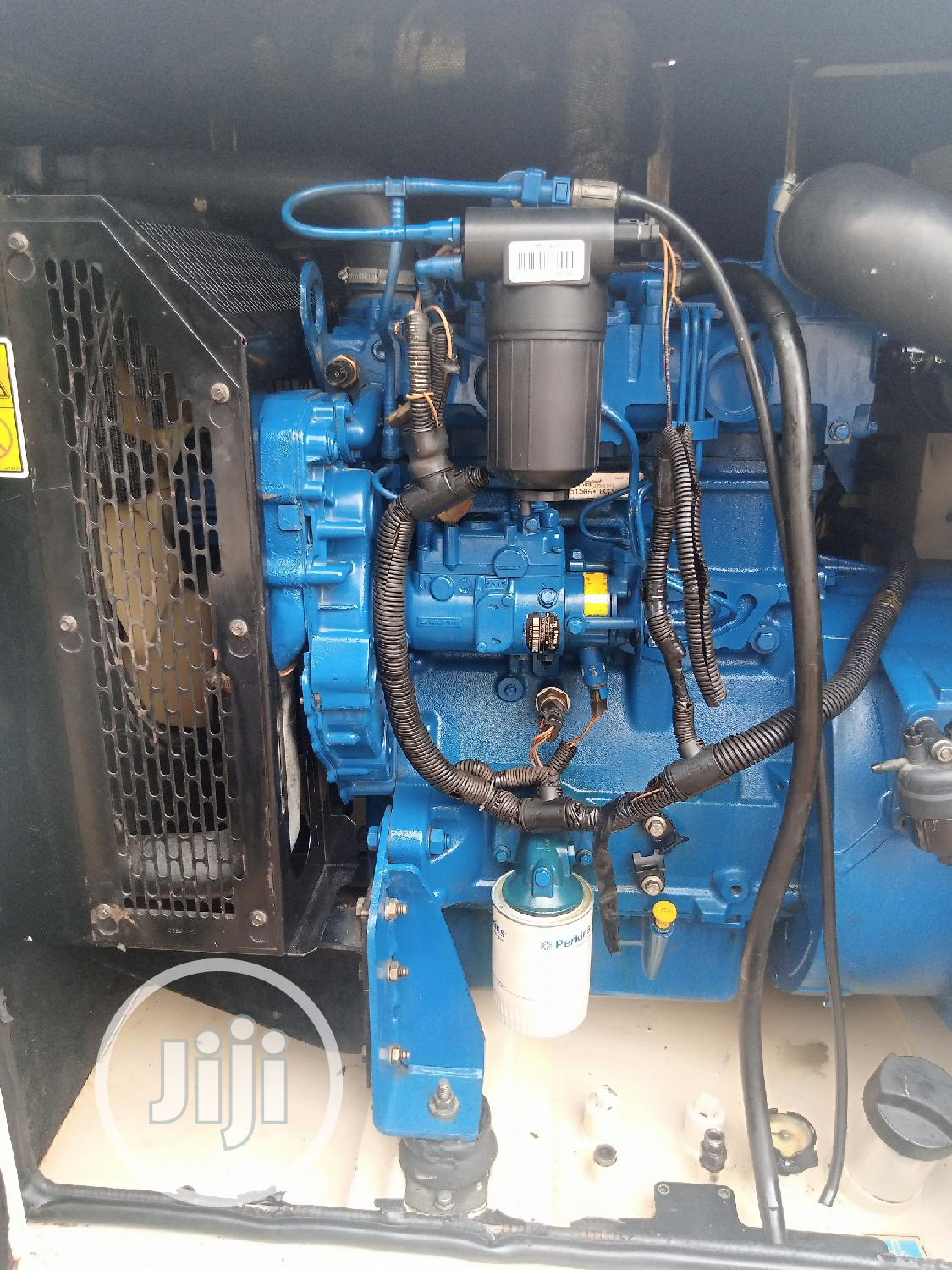 30 Kva FG Wilson Silent Soundproof | Electrical Equipment for sale in Ikeja, Lagos State, Nigeria
