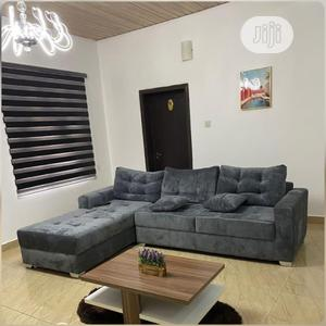 New Set of L-Shaped Sofa With a Center Table | Furniture for sale in Lagos State, Lekki