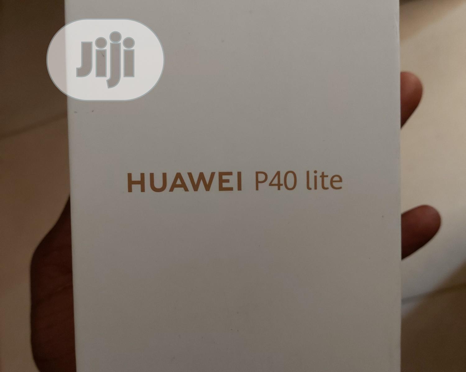 New Huawei P40 Lite 128 GB Black