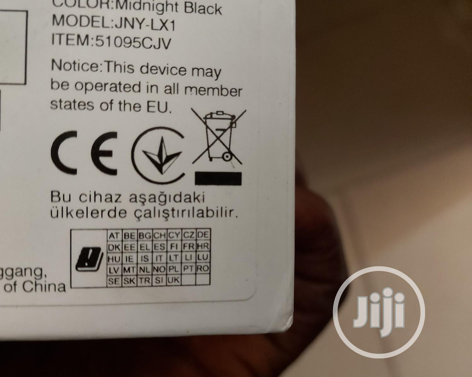 New Huawei P40 Lite 128 GB Black | Mobile Phones for sale in Ikeja, Lagos State, Nigeria