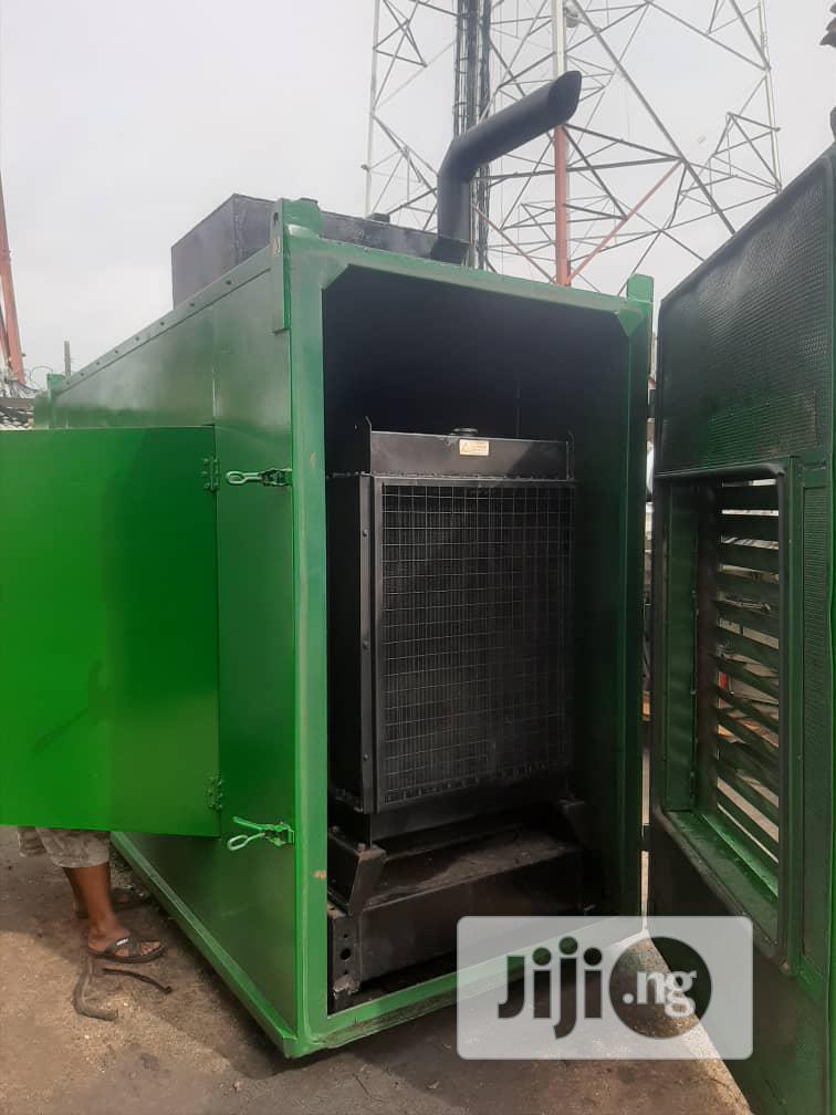 500kva Generator Perkins Nothing To Fix